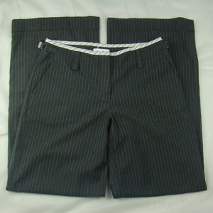 Calvin Klein Striped Vintage pants Adjustable